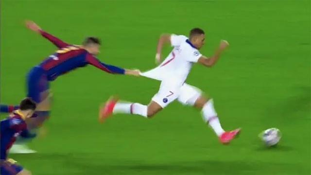 Barcelona thua thảm PSG: Cánh cửa ra đi của Messi mở toang - 1