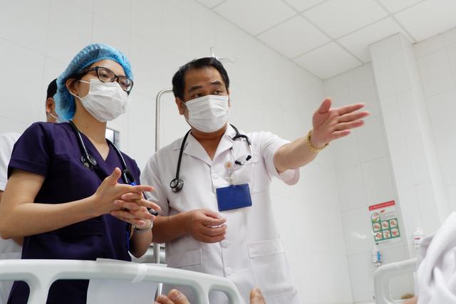 68 bệnh nhân Covid-19 bị tổn thương phổi tại Chí Linh hiện ra sao? - 3