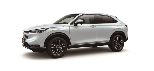 Honda HR-V thế hệ mới 2022 gây bối rối vì thiết kế giống Mazda - 17