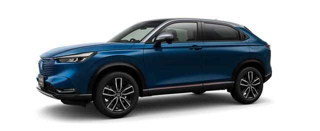 Honda HR-V thế hệ mới 2022 gây bối rối vì thiết kế giống Mazda - 10