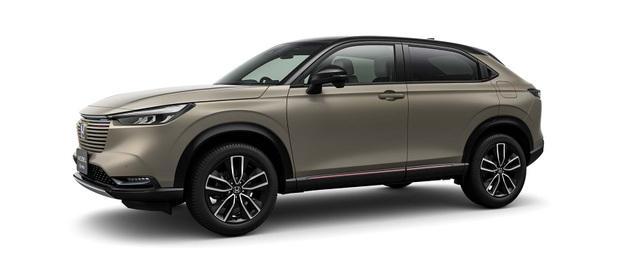 Honda HR-V thế hệ mới 2022 gây bối rối vì thiết kế giống Mazda - 9