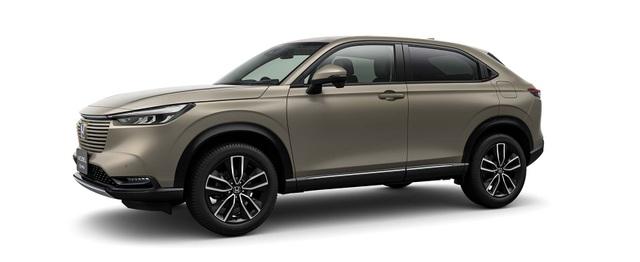 Honda HR-V thế hệ mới 2022 gây bối rối vì thiết kế giống Mazda - 18