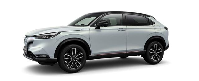 Honda HR-V thế hệ mới 2022 gây bối rối vì thiết kế giống Mazda - 13