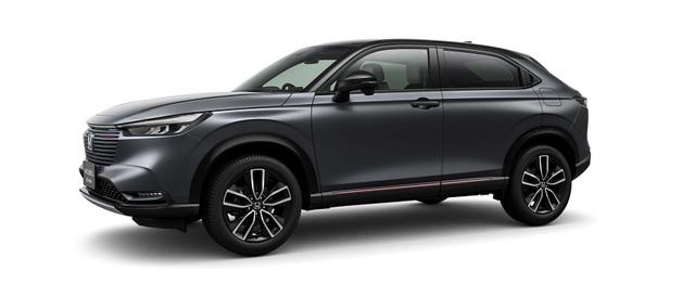 Honda HR-V thế hệ mới 2022 gây bối rối vì thiết kế giống Mazda - 14