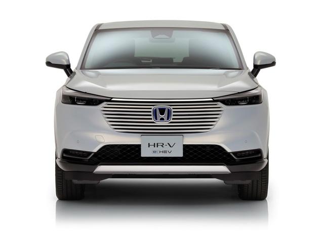 Honda HR-V thế hệ mới 2022 gây bối rối vì thiết kế giống Mazda - 2