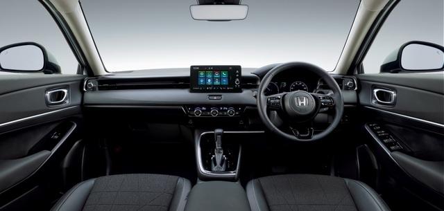 Honda HR-V thế hệ mới 2022 gây bối rối vì thiết kế giống Mazda - 4