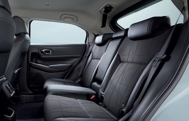 Honda HR-V thế hệ mới 2022 gây bối rối vì thiết kế giống Mazda - 7