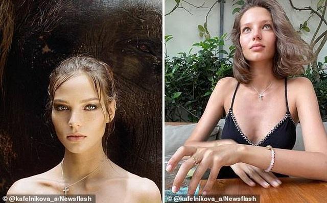 Chụp ảnh khỏa thân trên lưng voi, cô gái bị cộng đồng mạng chỉ trích - 2