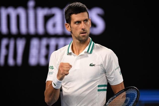 Australian Open: Djokovic loại hiện tượng Karatsev, tiến vào chung kết - 3