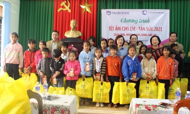 Đắk Lắk: Trên 12.000 ngàn trẻ em được hỗ trợ, giúp đỡ - 2
