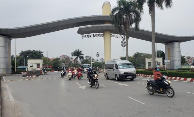 Công nhân quay trở lại Hà Nội làm việc đạt 94,5% - 1
