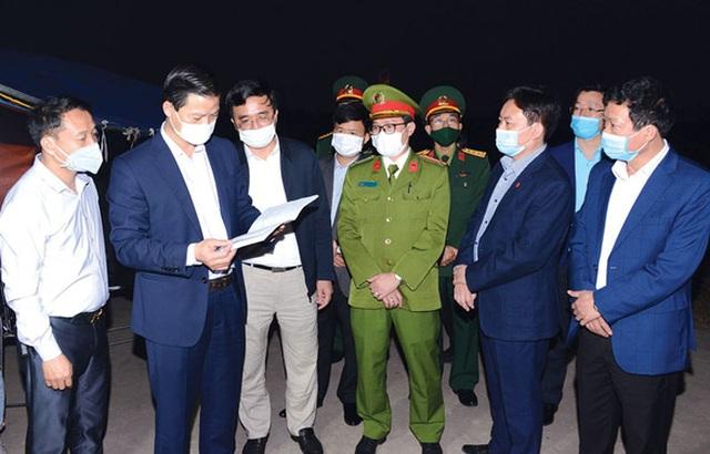 Bắc Ninh tạm dừng sử dụng lao động tỉnh Hải Dương - 1