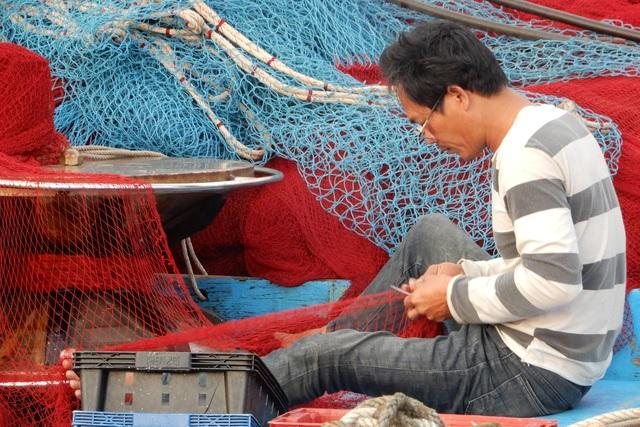Ăn Tết trên biển, ngư dân trúng lộc đầu năm mới - 5