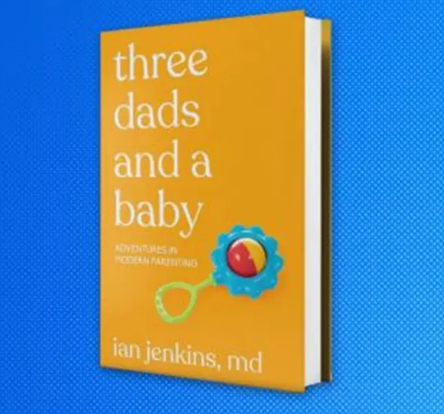 Đứa trẻ đầu tiên trên thế giới có... 3 ông bố hợp pháp trên giấy khai sinh - 3