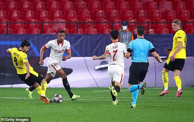 Erling Haaland tỏa sáng, Dortmund ngược dòng đánh bại Sevilla - 2