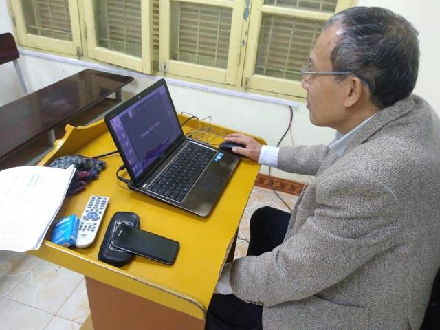 Trường ĐH Lâm Nghiệp cho sinh viên học trực tuyến từ ngày 22/2 - 1
