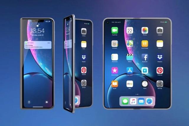 Apple sẽ hợp tác với LG để làm iPhone màn hình gập - 2
