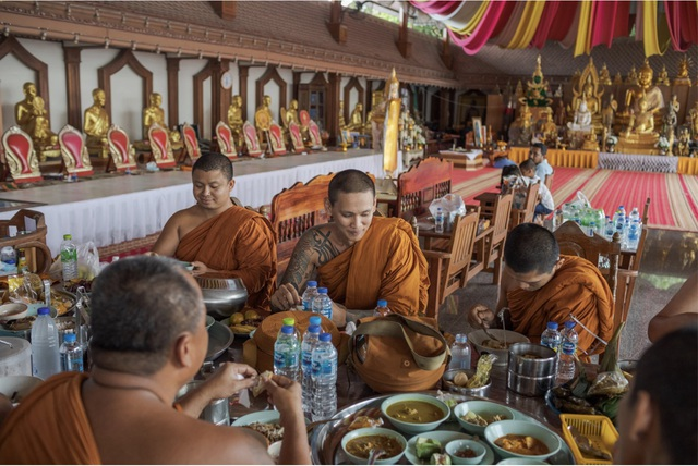Ngôi chùa khách đến thăm dâng toàn tượng gà, chất đống thành nghĩa địa - 3