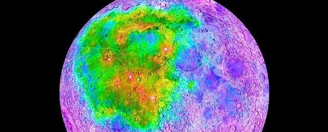 Hố va chạm lớn nhất tiết lộ bí mật về sự hình thành của Mặt Trăng - 1