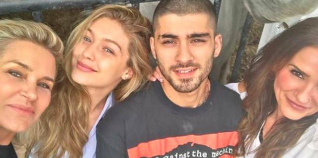Những sự thật thú vị về cặp đôi Zayn Malik và Gigi Hadid - 4