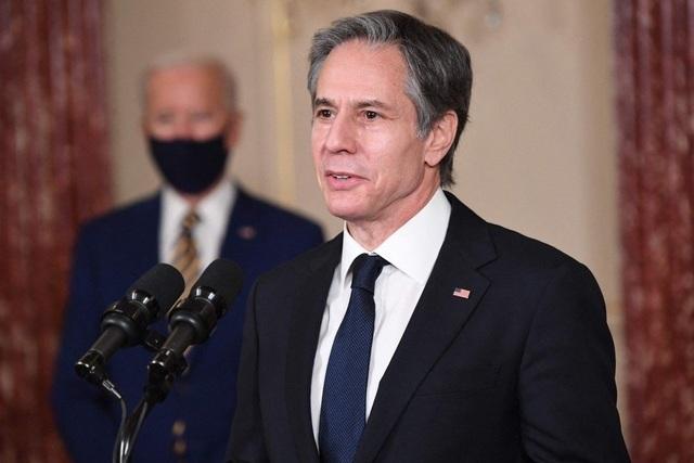 Ngoại trưởng Mỹ hội đàm Bộ Tứ tìm cách đối phó Trung Quốc - 1