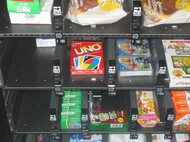 Những thứ kỳ lạ có thể xuất hiện trong máy bán hàng tự động tại Nhật - 10