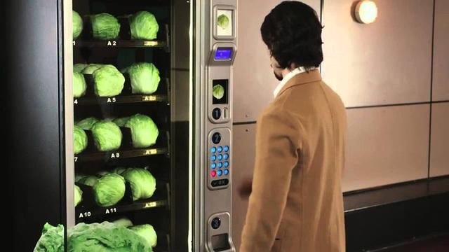 Những thứ kỳ lạ có thể xuất hiện trong máy bán hàng tự động tại Nhật - 4