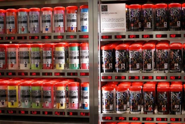 Những thứ kỳ lạ có thể xuất hiện trong máy bán hàng tự động tại Nhật - 9
