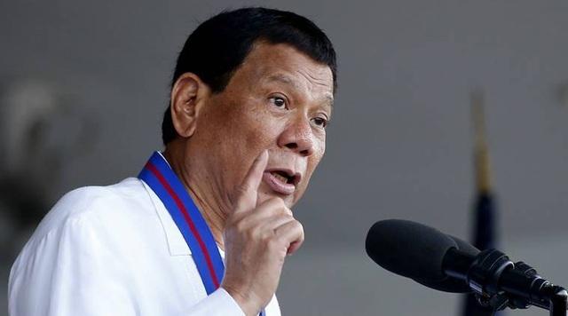 Tổng thống Duterte cáo buộc Mỹ muốn biến Philippines thành tiền đồn quân sự - 1