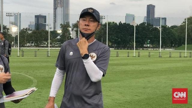 Quyết đánh bại đội tuyển Việt Nam, HLV Indonesia đưa ra yêu cầu khẩn - 1