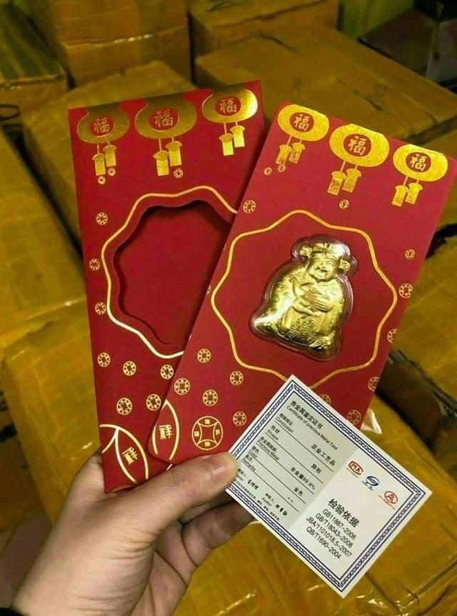 Thần Tài, trâu vàng Trung Quốc tràn sang chợ Việt giá siêu rẻ, 10.000 đồng/sản phẩm - 1