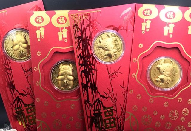 Thần Tài, trâu vàng Trung Quốc tràn sang chợ Việt giá siêu rẻ, 10.000 đồng/sản phẩm - 3