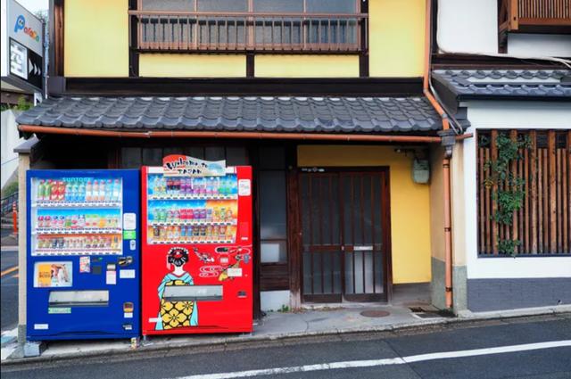5 lý do khiến máy bán hàng tự động phổ biến tại Nhật - 1
