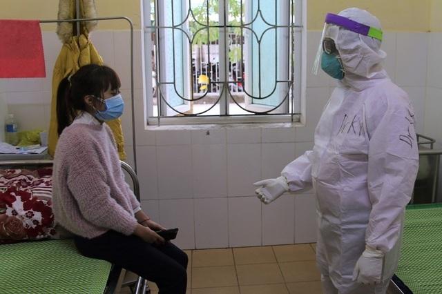 68 bệnh nhân Covid-19 bị tổn thương phổi tại Chí Linh hiện ra sao? - 2
