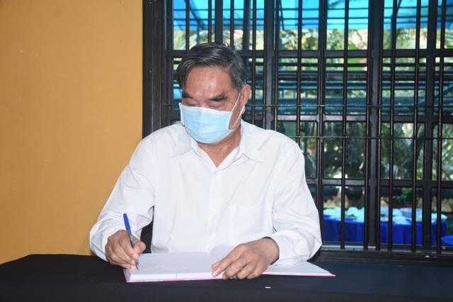 Người dân viếng nguyên Phó Thủ tướng Trương Vĩnh Trọng tại quê nhà - 3