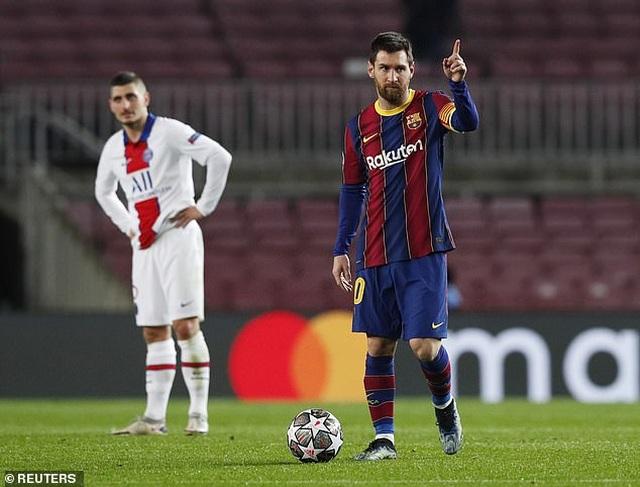 Nc247info tổng hợp: Man City bất ngờ quay ngoắt thái độ với Lionel Messi