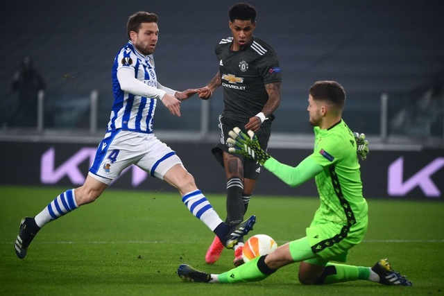 Amad Diallo ra mắt Man Utd trong trận thắng Real Sociedad - 6