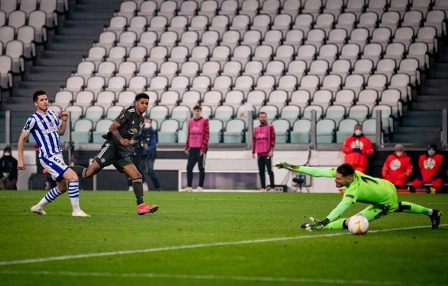 Fernandes, Telles nổi bật trong chiến thắng của Man Utd trước Real Sociedad - 3