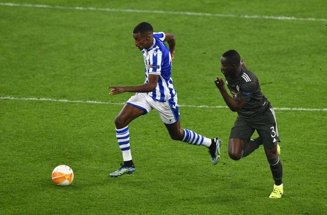 Amad Diallo ra mắt Man Utd trong trận thắng Real Sociedad - 4