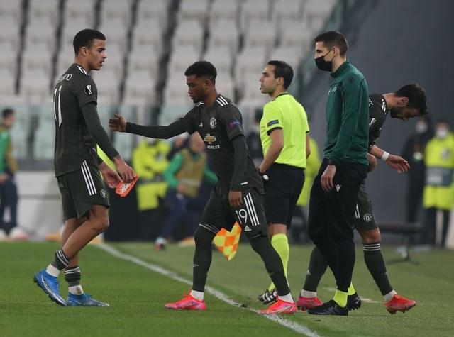 Amad Diallo ra mắt Man Utd trong trận thắng Real Sociedad - 17