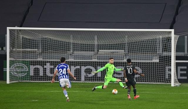 Amad Diallo ra mắt Man Utd trong trận thắng Real Sociedad - 7