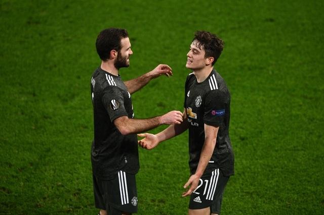 Amad Diallo ra mắt Man Utd trong trận thắng Real Sociedad - 18