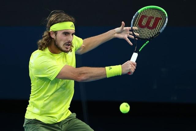 Australian Open: Vượt qua Tsitsipas, Medvedev tranh cúp bạc với Djokovic - 6
