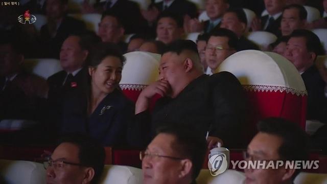 Đệ nhất phu nhân Triều Tiên có thể đã sinh con trong năm vắng bóng - 1