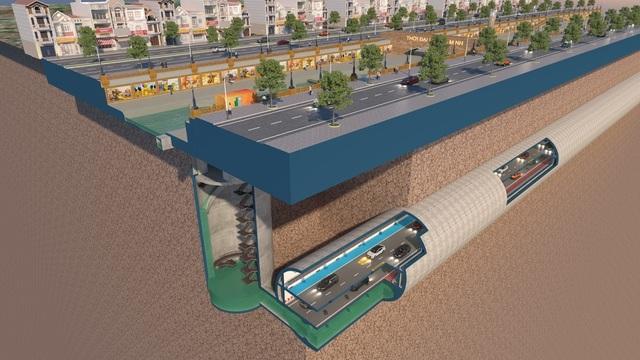 Đề xuất dự án cao tốc ngầm chạy dọc sông Tô Lịch - 9