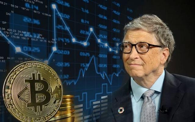 Bill Gates nghĩ gì về Bitcoin và các loại tiền điện tử? - 1