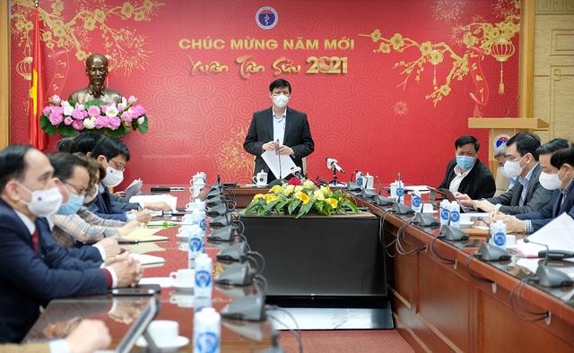 Bộ trưởng Y tế: Dịch không thể kết thúc trong năm 2021 - 2