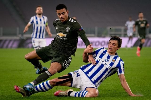Fernandes, Telles nổi bật trong chiến thắng của Man Utd trước Real Sociedad - 2