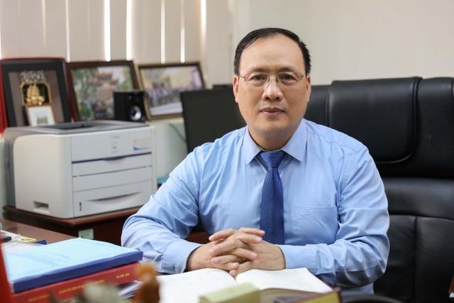 Một Giáo sư Việt Nam là thành viên Ban biên tập Tạp chí quốc tế ISI của Đức - 1