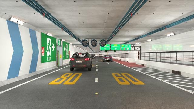 Đề xuất dự án cao tốc ngầm chạy dọc sông Tô Lịch - 2